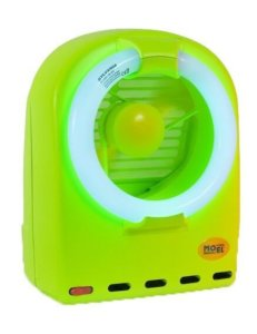 Insectenlamp met Ventilatortechniek van MO-EL
