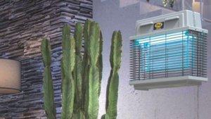Elektrische Insectendoder – Wespen, Vliegen, Insecten effectief Verdrijven, Verwijderen, Doden!