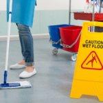 Schoonmaaktrolley en Reinigingskar - De Alleskunners