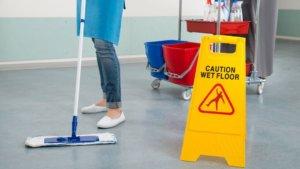 Schoonmaaktrolley & Reinigingskar – De Alleskunners