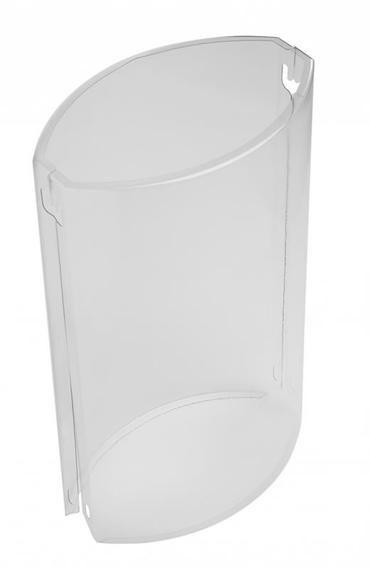 Arkea 2 plastic wanden en bodem de set voor prullenbak Arkea 60L van Rossignol Rossignol 56346