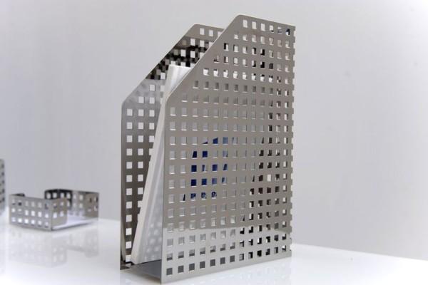 Graepel G-Line Pro QUADROTTO tijdschriften cassette uit gepolijst roestvrij staal G-line Pro K00016170