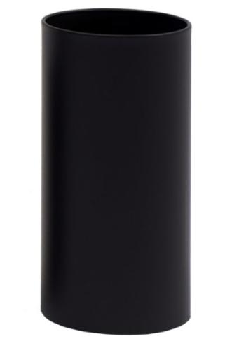Graepel G-Line Pieno paraplubak met waterlade! Gemaakt van zwart gelakt staal G-line Pro K00021682