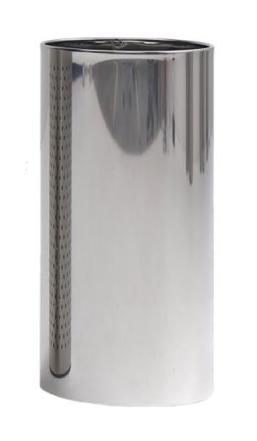 Graepel G-Line Pieno paraplubak- gemaakt van gepolijst roestvrij staal 1.4016 G-line Pro K00021680