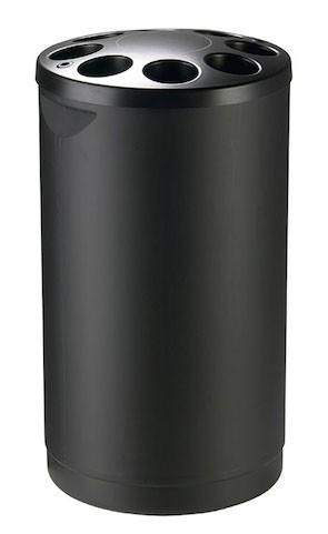 Multigob bekerinzamelaar met of zonder afval container in zwart van Rossignol Rossignol 57342