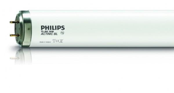 Vervangende UV-lamp van Philips Actinic met 36 watt voor professionele hygi'ne en een levensduur van 8000 uur Insect-o-cutor TPX36-24S