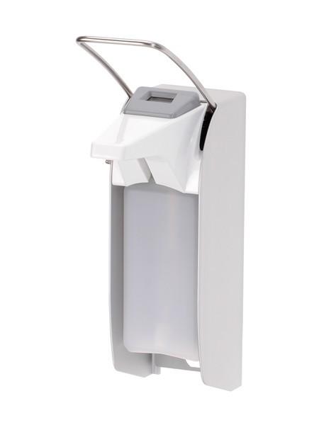 Ophardt ingo-man® plus zeep- en desinfectiemiddeldispenser met teller 500ml - Ophardt Hygiene - 1417584,1417455,1417569,1417580,1417454,1417573