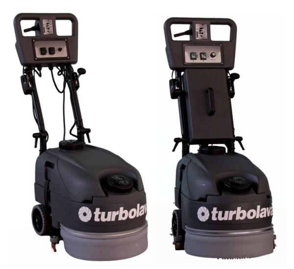 CIMEL Turbolava 350 scrubber voor vloeren - elektrische of werkt op batterijen Cimel-turbolava Modell:Elektrisch TU350WIRE,TU350BAT