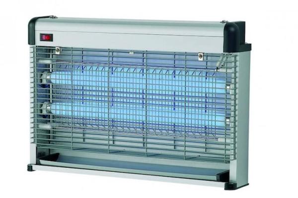 Kileo insectendoder gemaakt van aluminium en plastic 30/60 watt van Rossignol Rossignol 51536,51538