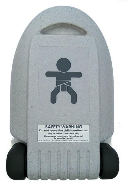 Commode met gasveren in speciale plastic ontwerpen Vertikal CT/2V,A161