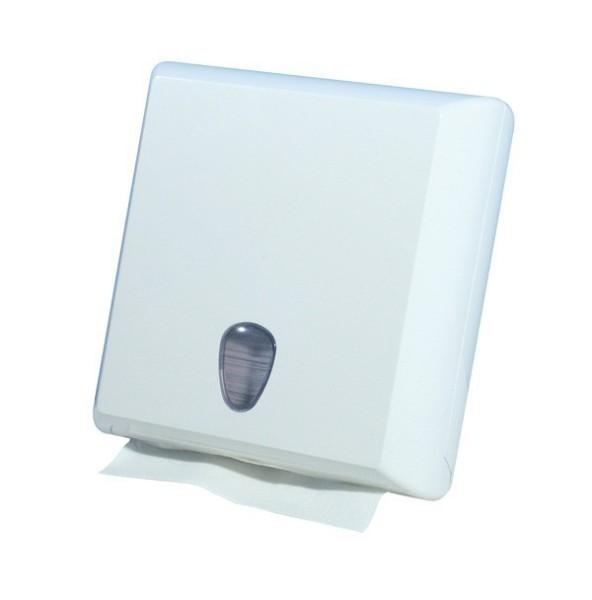 Marplast papierhanddoek dispenser gemaakt van kunststof voor wandmontage Marplast S.p.A. 706,A70601