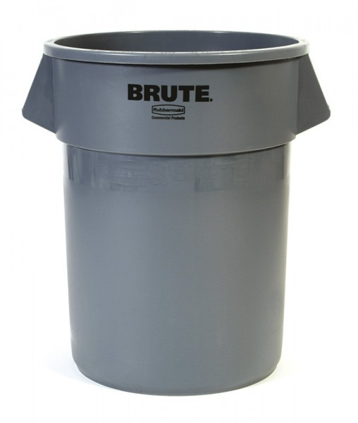 Ronde Brute Container 208,2 ltr, Rubbermaid Rubbermaid 76005318