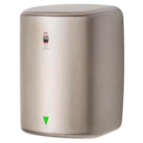 Dan Dryer Turbo handendroger in geborsteld RVS met 1600W droogtijd 10 - 15 sec - 247
