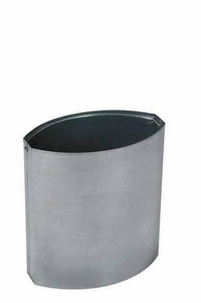 Arkea binnenbak 40L of 60L gemaakt van gegalvaniseered staal met handvat van Rossignol Rossignol 58871,58872