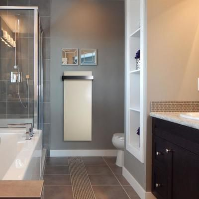 Infraroodpaneel-Badkamer-Handdoek-Infrarood-Verwarming