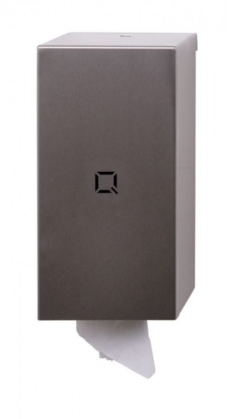 Qbic-line poetsroldispenser RVS Qbic-line Variante:Mini 7030,707