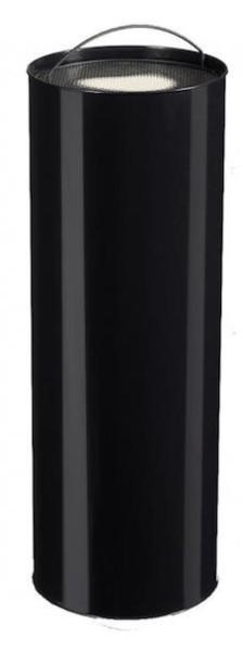 Kalipso outdoor asbak 0,15 L gemaakt van staal met sigarettenrooster van Rossignol Rossignol 59693,5969