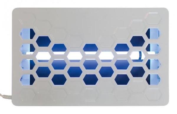 Kileo insectenverdelger 15W gemaakt van staal Rossignol 51524
