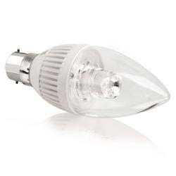 240V B15d 5W Dimbare LED Kaarslamp Aurora AU-DCB1505/30