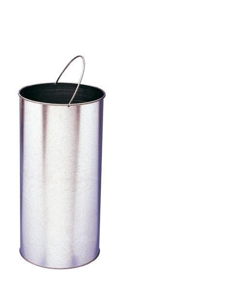 Rossignol Tulipe binnenbak 40 L gegalvaniseerd staal voor afvalcontainers Rossignol 58061