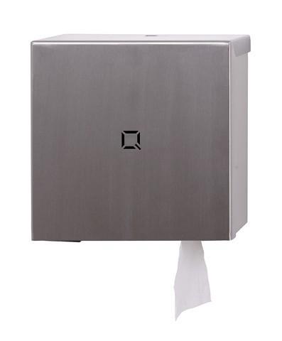 RVS mini jumborollen ldispenser mini of maxi van Qbic-Line Qbic-line 6790,694