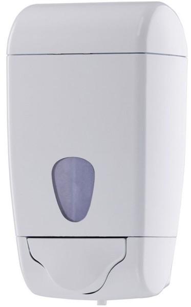 Marplast zeepdispenser in wit voor wandmontage met zichtvenster Marplast S.p.A.