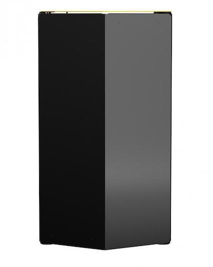 Hexatri prullenbak 50L zonder slot met binnenemmer voor binnen en buiten gebruik Rossignol 58560,58561,58562,58563,58564