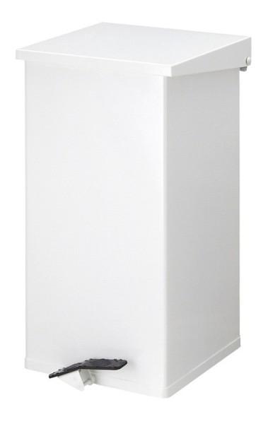 Vuurbestendige aluminium afvalbak Carro-Kick 45 ltr 31004706