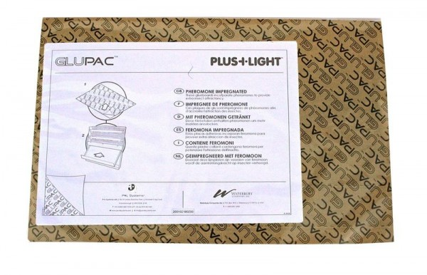 Glupac vliegen plakfolie voor de Insect-O-Cutor Insectenverdelger PlusLight Insect-o-cutor INF309