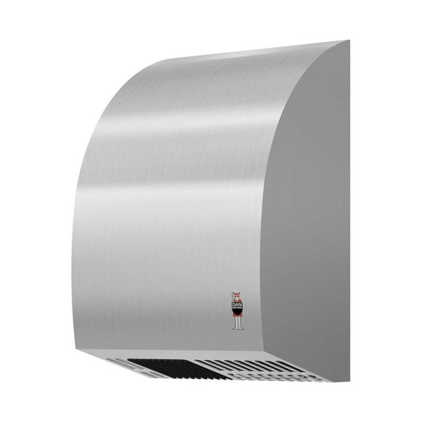 Dan Dryer Mini-handendroger 1800W gemaakt van geborsteld RVS met IR-sensor - 281