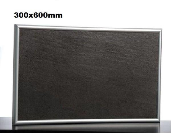 Elbo Therm infarood verwarmingspaneel met aluminium frame en wandhouder Elbo therm KE200,KE200,KE200,KE200,KE200,KE200