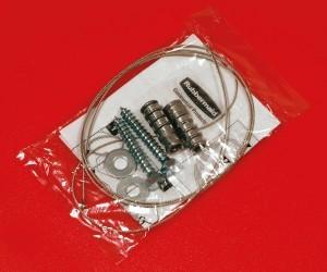 RUBBERMAID veiligheidskit voor GroundsKeeper tuskan asbak RI000126 Rubbermaid VB 000929