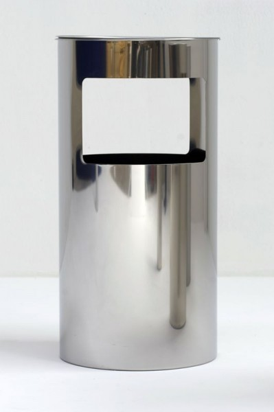 Graepel G-Line Pro Livigno Giant indoor staande asbak in design RvS 1.4016 G-line Pro K00031930