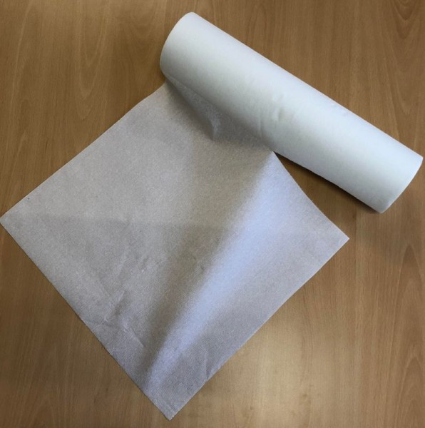 Voordelige verpakking met 6x papierrol voor de babyverschoontafel of commode PL/20,A134
