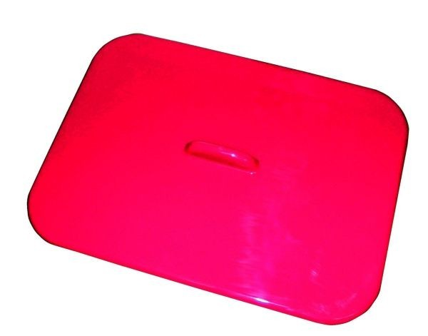 IPC Euromop red plastic lid 70 liters for cleaning trolley IPC Euromop MPVR94554