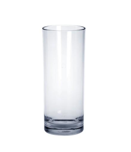 SET 12 stuks Bar glas exclusief 0,25 l PC kristal helder kunstsof vaatwasmachinebestendig Schorm GmbH 9070