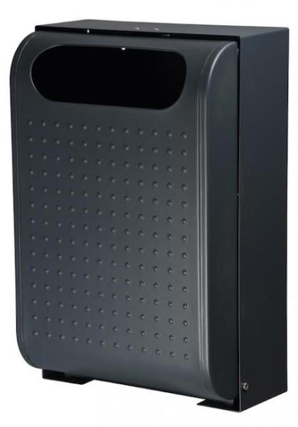 Urbanet vuilnisbak 30L met gewafelde buitenzijde en met vergrendelingssysteem Rossignol 56230,56233,56234,56220,56222,56221