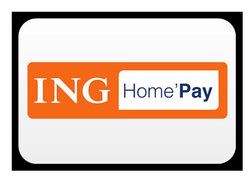 Met ING-HomePay betalen