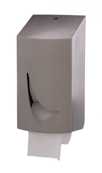 Wings toiletroldispenser voor 2 doprollen Wings 4132
