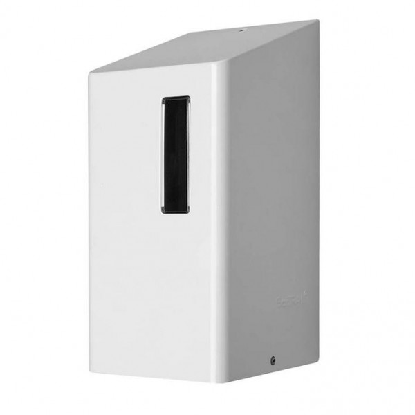 Dan Dryer toilet roll holder for wall mounting available in 2 different versions Dan Dryer A/S Farbe:Edelstahl 1124