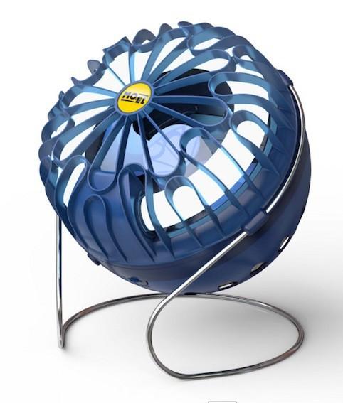 Moel blue moon insectenkiller 3688B met 25W en ventilator techniek MO-EL 3688B