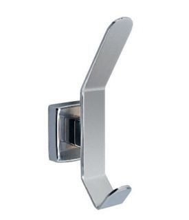 Stainless steel hat- coat hook bright polished or satin brushed finish B-682 / 7 Bobrick B-682,B-6827