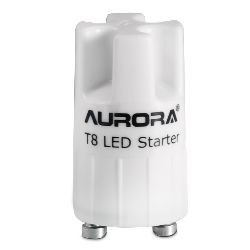 110-265V Polycarbonaat T8 LED-starteraccessoire - Aurora - AU-T8STR