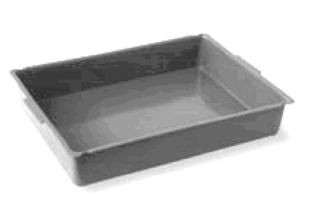 IPC Euromop small plastic tray in grey IPC Euromop MPVR94560