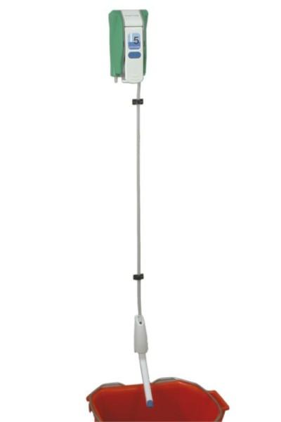Doseerunit DC Concept bucket/mopemmer voor wandmontage van Dosing Care Brightwell Dosing Care 5860
