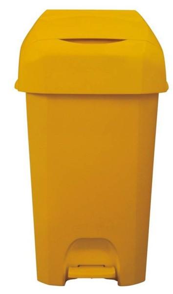 Nappease ™ geel - luieremmer met 60L capaciteit