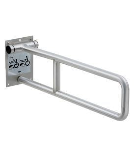 Bobrick Swing Up Grab Bar Bobrick