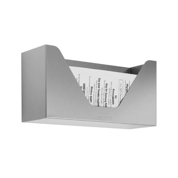 RVS houder voor hygiënezakjes voor opbouw WP155 van Wagner Ewar GmbH 727665,731665,728112