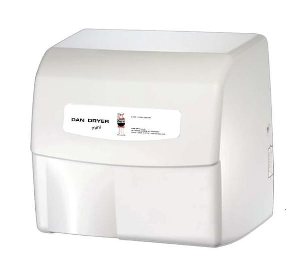 Dan Dryer Mini-handendroger gemaakt van gegoten aluminium, 1800W en met IR-sensor - 270