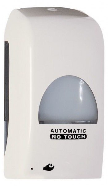 Marplast electronic soap dispenser 1 liter in white made of plastic MP770 Marplast S.p.A. 770
